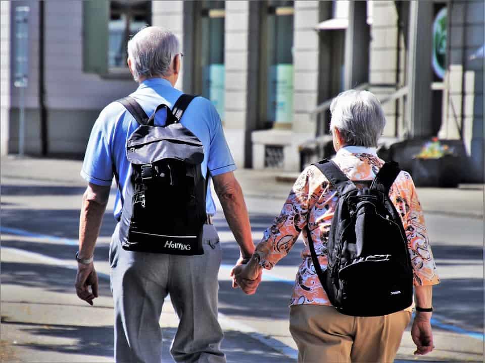 Skaffa pensionarsabonnemang